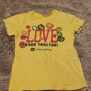 John Deere 4t tshirt